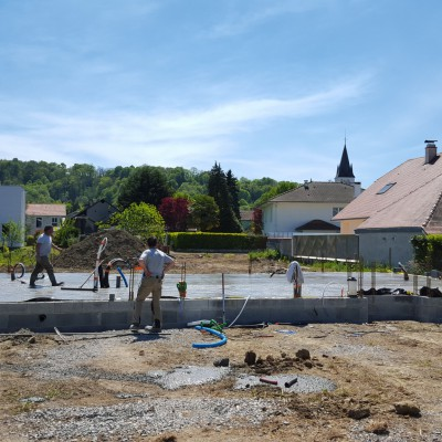 Construction - Maitrise d'oeuvre Tarbes - Mazeres Lezons Pau